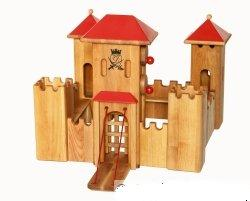 medium wooden castle