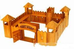 Le Wooden Toy Buy Our Cowboys And Indians Wooden Wild