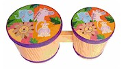 childrens bongo drums